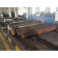 Wholesale Alloy Steel CargoVessel Marine Rudder Propeller Shaft Forging With ABS DNV BV from china suppliers