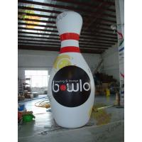 Buy cheap High Wind Resistance Inflatable Product Replicas Volleyball Public Relations from wholesalers