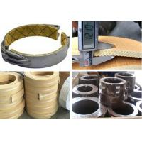 Wholesale Rubber Based Brake Band Lining , Non Asbestos Woven Brake Lining from china suppliers