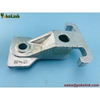 Wholesale Hot dip galvanized Investment Casting Steel guy Hook For heavy Machinery from china suppliers