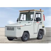 Quality Four Seat Diesel Tow Tractor 32 Ton Airport Tow Tractor High Working Efficiency for sale