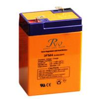 Wholesale 6v Valve Regulated Lead Acid Battery Security Alarm Batteries 4ah Low Self Discharge from china suppliers