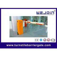 Wholesale RS 485 Parking  Barrier Arm Gate With Auto-closing IP 44 For Access Control from china suppliers