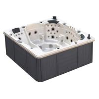 Jacuzzi whirlpool bathtubs popular jacuzzi whirlpool for Whirlpool garden tub