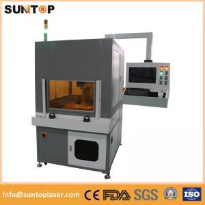 Wholesale 20W fiber laser marking machine metal laser marking machine safety standard from china suppliers