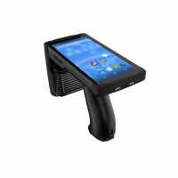 Wholesale 2G / 3G / 4G Rugged Industrial PDA , Android Handheld Long Range UHF RFID Reader from china suppliers