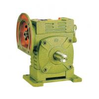 Wholesale Single Reduction Worm Gear Reducer / Low Noise Speed Reducer Gearbox WPW series from china suppliers