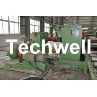 Wholesale Horizontal Steel Cut To Length Machine Line To Cut Carbon Steel / Stainless Steel Coils from china suppliers