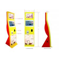 China 19 Inch LCD Advertising Display , WIFI Network Advertising Digital Signage on sale