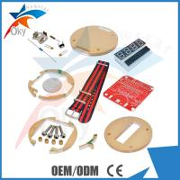 Wholesale 4-Digit 7-Segment Display Starters Kit DIY Electronic Big Time Watch from china suppliers
