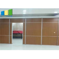 Wholesale China Manufacturer Acoustic Manual Operable Removable Partition Wall Price For Hotel from china suppliers