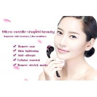 Wholesale 540 Purple Roller Black Handle Microneedle Derma Roller Home Care Dodge Wrinkles from china suppliers