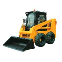 Wholesale Strong Power Mini Skid Steer Loader Quick Hitch 235F For Small Working Site from china suppliers