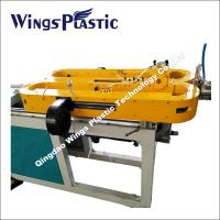 Wholesale Corrugated Flexible Hose Making Machine , Plastic PE PP PVC Corrugated Pipe Extruder from china suppliers