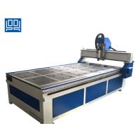 Wholesale Steel Tube Welded Standard Cnc Wood Router With Air Cooled Vacuum Table from china suppliers