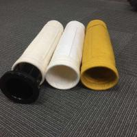 Wholesale High Temperature PPS Filter Bags / Felt Dust Collector Bags Anti - Abrasion from china suppliers