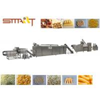 Automatic Snacks Making Machine Stainless Steel Puff Chips Machine