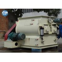Wholesale Horizontal Portable Concrete Mixer Machine Equipped With Fly Cutters from china suppliers