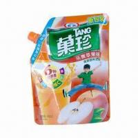 Wholesale Standup Pouch with Spout, Suitable for Drinking Powder Packaging from china suppliers