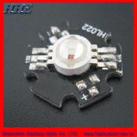Wholesale 1W RGB High Power LED 350ma from china suppliers