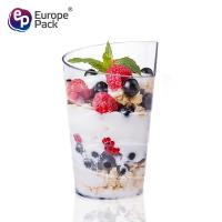 China China goods wholesale disposable clear plastic 50ml cup for beverage on sale