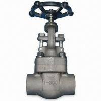 Wholesale Durable Forged Steel Valve Globe Valve Renewable & Integral Seat Rings Welded Bonnet from china suppliers