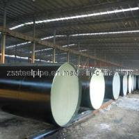Quality Coal Tar Pitch Coating Pipe for sale