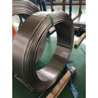 Wholesale Welded Stainless Steel Coil Tubing ASTM A249 269 Standard For Boiler And Condenser from china suppliers