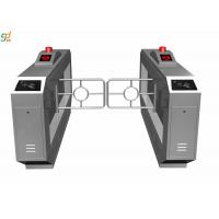 Buy cheap Retractable Supermarket Swing Gate Ce Approved IR Sensor Alarm  Turnstile from wholesalers