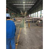 Quality EN 1.4509 X2CrTiNb18 Custom Stainless Steel Sheet 1.4509 Steel Equivalent Aisi for sale