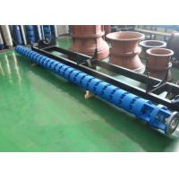 China High Head 300m 8 10 Inch Electric  Deep Well Water Submersible Pump on sale