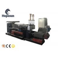 Wholesale Manual Plastic Granules Machine / Plastic Recycling Extruder Machine 150 Kg/Hr from china suppliers