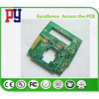 Wholesale Green Solder Mask Color Single Sided PCB Board 1oz Lead Free Surface Finishing from china suppliers