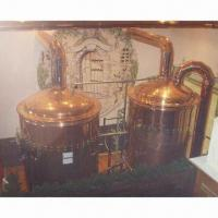 Draught Beer Brewing Equipment Can Also Brew Red Beer