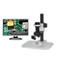 Wholesale 5mp Usb Stereo Zoom 3D Digital Microscope With 95mm Working Distance from china suppliers