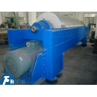 Wholesale Large Capacity Industrial Centrifuge Machine , Drilling Oil Sludge Decanter Centrifuge from china suppliers