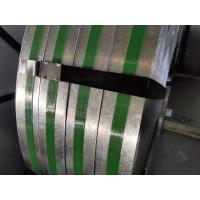 Quality 600mm - 1250mm Z275 Q550 Galvanized Cold Rolled Strip 30-275g / M2 Zinc Coating for sale