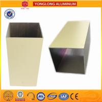 Wholesale Colourful Powder Coated Aluminium Extrusions Lenth Or Shape Customized from china suppliers