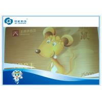 China Instant electronic identification with a plastic magnetic stripe card on sale