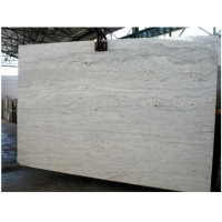 Wholesale Polished India Kashmir White Granite Stone Slabs For Square from china suppliers
