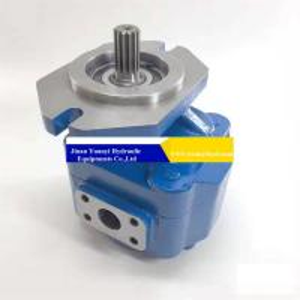 Wholesale Jinan Hydraulic Pump JHP2032 JHP2040 JHP2050 JHP2063 JHP2080 JHP2100 High Pressure Gear Pump from china suppliers