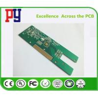Wholesale Gold Plating Single Sided PCB Board Fr4 Base Material 2oz Copper 1.6mm Thickness from china suppliers