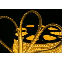 Wholesale 220V Super Slim 2835 High Power Led Strip Lights 6W Per Meter IP65 Easy Installation from china suppliers