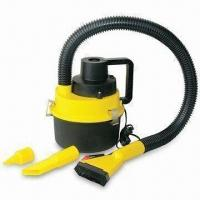 Wholesale Automotive Vacuum Cleaner with Washable Filter, 93 to 120W Power and 12V Voltage from china suppliers