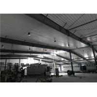 Wholesale Construction design large span color coated Philippines light steel structure industrial workshop from china suppliers