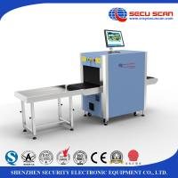 Buy cheap Public Security Airport X Ray Baggage Scanner / X Ray Machine For Baggage product