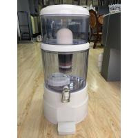 China 22L Capacity Water Dispenser Pot Domestic Ozone Water Purifier Table Top Installation on sale