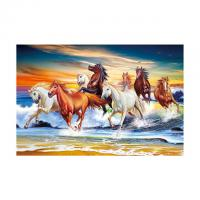 Wholesale 40*60cm 3D Image Poster Large Size Animal Horse Pictures Wall Prints from china suppliers