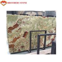 Wholesale Popular Natural Light Green Onyx Stone Commercial And Residential Construction Material from china suppliers