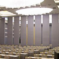 Wholesale Folding Portable On Wheels Movable Partition Walls For Exhibition Booth from china suppliers
